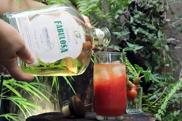 Bloody Mary De Cachaca 10