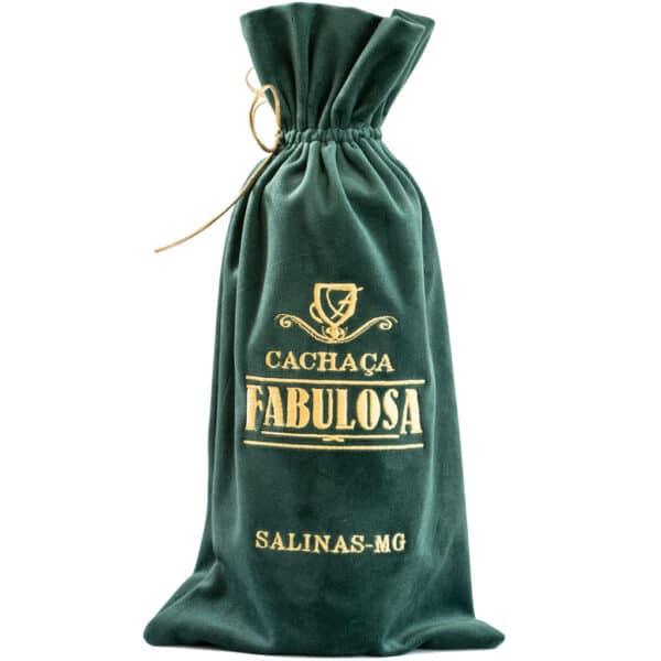Cachaça Fabulosa Premium Tradicional - Saquinho