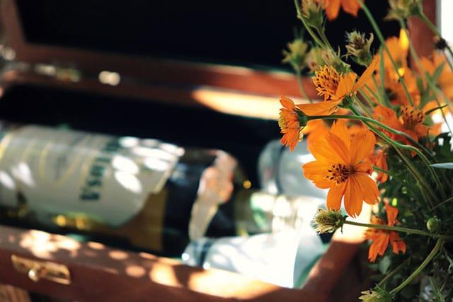 Caipirinha De Flores Com Cachaca Artesanal 4