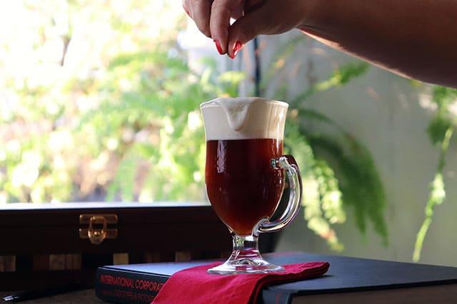Irish Coffee De Cachaca Fabulosa 11
