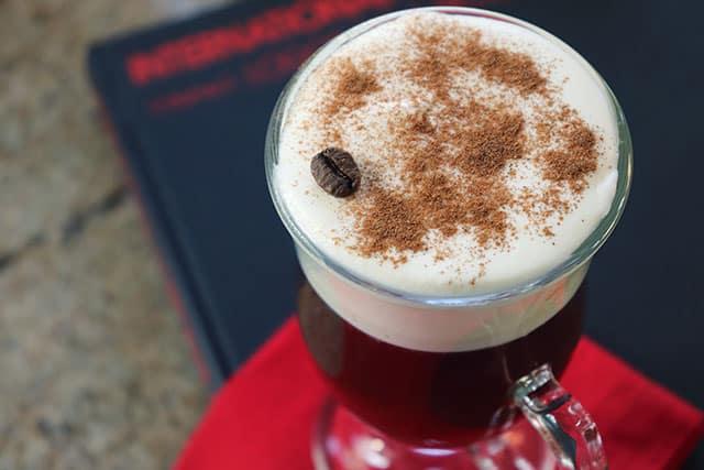 Irish Coffee De Cachaça Fabulosa 12