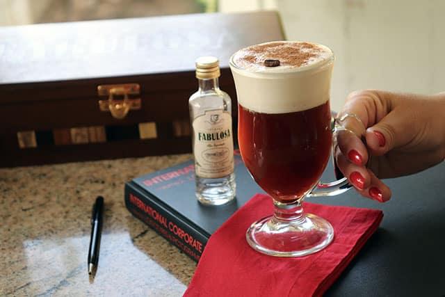 Irish Coffee De Cachaça Fabulosa 13